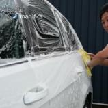 『YouTube動画 再掲グリオズガレージ用品を使用した洗車方法 』の画像