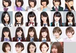 【画像】おまいらが1番好きな中田花奈の髪型ってどれや???