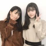 『『らじらー!サンデー』出演の桃ちゃんと久保ちゃんの写真がきてますよ!【乃木坂46】』の画像