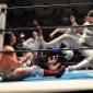 【1.20後楽園大会・第6試合】 ナショナル6人タッグ選手権...