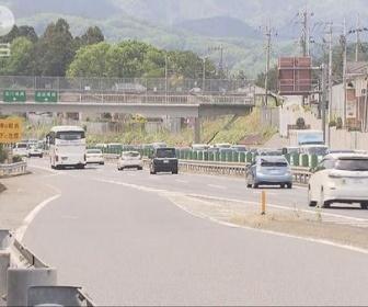 【東京】「スマホアプリの表示通りに走った」中央道を20代男性が自転車で走行 警視庁パトカー出動、八王子JCT付近で停止させる