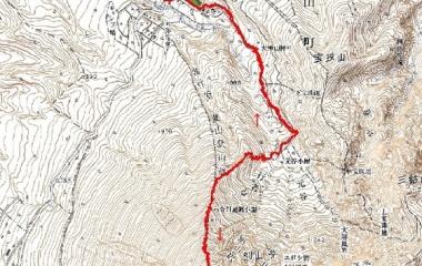 『大山夏道登山 May 30, 2017』の画像