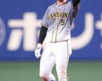 阪神 近本、中野の「1、2番コンビ」が3回に連続適時打 苦手の柳から「先手」奪った
