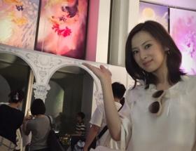 【朗報】北川景子さん、セーラームーン展に行く