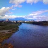 『岩手富士と北上川』の画像