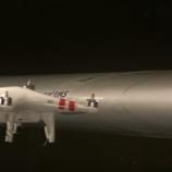 『飛行機とドローンの衝突』の画像