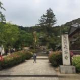 『【奈良】長谷寺の御朱印』の画像
