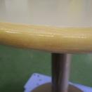 テーブル木枠補修 ダメ出し2回 三度目の正直