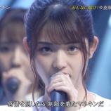 『【乃木坂46】肌キレイすぎだろ・・・CDTVの松村沙友理さん、強すぎるwwwwww【CDTVライブ! ライブ!】』の画像