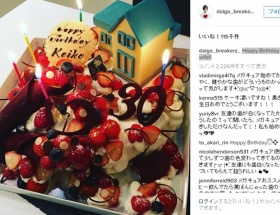 北川景子さん、ついに30歳になる