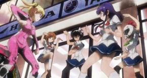 【ばくおん!!】第11話 感想 仁義なきメーカー代理戦争