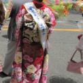 2012年 横浜開港記念みなと祭 国際仮装行列 第60回 ザ よこはま パレード その4(ミス十日町雪まつり)