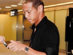 本田はロシアW杯終了後、中田英のように引退するのかな?