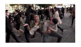 【日本観光】   東京の渋谷 の動画を撮っている 外人達が くっそマナーが悪い件。  海外の反応