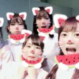 『【乃木坂46】スイカを食べるスイカメンバーw 可愛すぎてやばいwwww』の画像