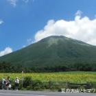 『夏の大山』の画像