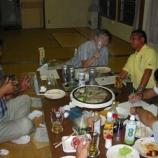 『2003年 7月31日 例会:弘前市・茂森会館』の画像