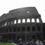 『イタリア ローマ旅行記16 壊れかけの柱ばかり、フォロ・ロマーノ』の画像