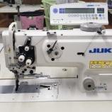 『【岐阜県関市のカーシート工場の安桜縫製様にJUKI製LU-1510NA-7(本縫い総合送り自動糸切りミシン、カーシート仕様)を6台、お買い上げいただきました】』の画像