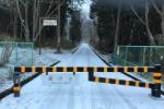 1月15日(日)交野市に今年最初の雪が積もった日の様子がこちら!