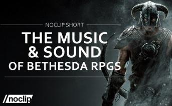 """ベセスダゲームスタジオの""""音""""に注目したNoclipによる新たな映像が公開"""