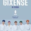 AB6IX 1ST WORLD TOUR [6IXENSE]!韓国チケット代行ご予約開始☆