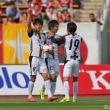 『レノファ山口 首位・名古屋に0-2で勝利!! 上野監督「選手が体を張って守ってくれた」』の画像