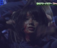 【欅坂46】最後の笑うシーンと平手が撃たれるシーン 強烈なのどっちもカットされてるがなんでなんだろうな