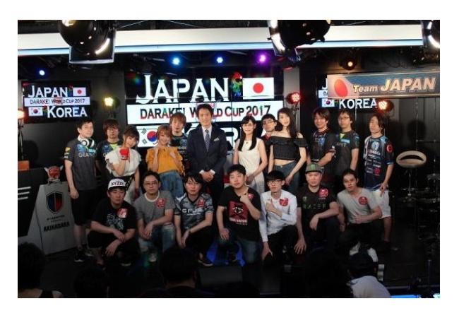 【朗報】日本のプロゲーマーVS韓国のプロゲーマーがガチ団体戦対決した結果wwwwwwwww