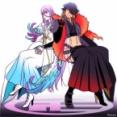 【刀剣乱舞】蜂須賀と長曽祢に静形と巴形の衣装を着せてみた【とある審神者】