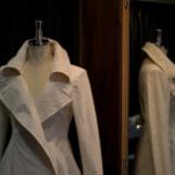 『フルオーダーコートのトワル製作。』の画像