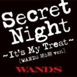『Digital Single Review:WANDS「Secret Night 〜It's My Treat〜 [WANDS 第5期 ver.]」』の画像