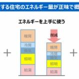 『【消費増税(8%→10%)反動減対策】ZEH住宅の補助金募集の開始を2019年7月に繰り下げ』の画像