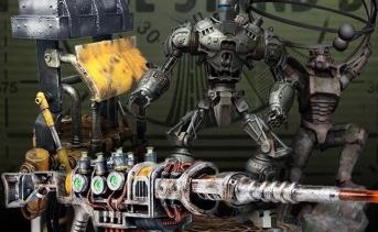 『Fallout』新作グッズも続々発売予定!リバティ・プライムやスーパースレッジ等
