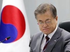 【朗報】ムン大統領、日本との断交を決意!!! 日本とやり合う態勢が整った模様wwwwwww