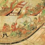 【蒙古】モンゴル兵「男は殺せ!女は犯せ!文化財に火をつけろ!すべて略奪するのだ!!」←こいつら