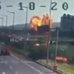 【動画】中国、飛行機が空から垂直に墜落、爆発!空軍機の可能性?政府は沈黙 [海外]
