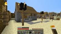 NPC村の建築ラッシュ(1)