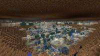 海底都市の地下2階・3階を作る (1)