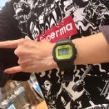 『【DW-5600BBMB-1JF】夏フェス・ライブにおすすめ腕時計!』の画像