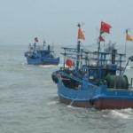 【マレーシア】中国漁船6隻が領海侵犯!船を停止させ中国国籍の船員60人を拘束!