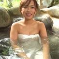 信州の大自然に囲まれたド田舎に住む美巨乳少女に会いに行きました。 山本咲良 18才
