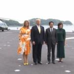 【動画】海上自衛隊公式動画、「トランプ米大統領による護衛艦『かが』視察」を公開