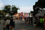 2年ぶりに復活した『私市の夏祭り』はこんな感じ!~セルフで作れる綿菓子なんかも登場~