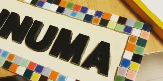 付き合いのある家のお子さんが作ったネームプレートを表札にする夫。正直外したい…