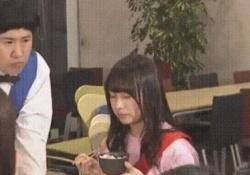 乃木坂46・もぐもぐ鈴木絢音ちゃんが可愛いgif