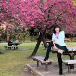 『【留美子讃歌 34】大胆な開脚ポーズの美女 ※HPからの転載』の画像