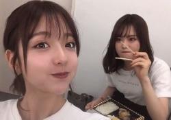 【驚愕】山崎怜奈ちゃん、和田まあやちゃんを狙ってる動画・・・www【乃木坂46】