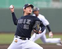 オリックスファンに伝えたい 西勇輝の人的補償で移籍した元阪神・竹安大知のトリセツ