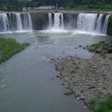 『原尻の滝と空の公園へ行く。』の画像